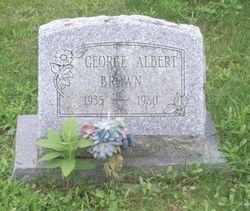 George Albert Gabby Brown