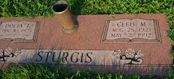 Cleo M. Sturgis