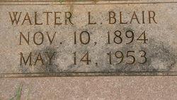 Walter L. Blair