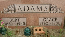 Grace Florence <i>Adams</i> Adams