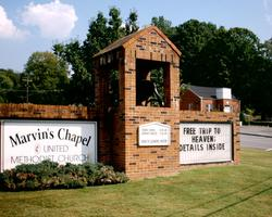 Marvins Chapel Cemetery