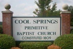 Cool Springs Church Cemetery