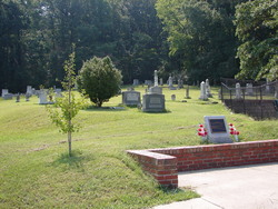 Huffman Methodist Church Cemetery