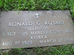 Sgt Ronald Glen Kosary