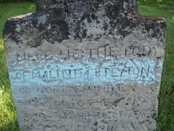 Malinda B Peyton