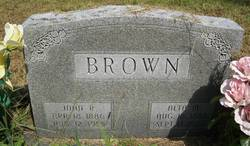Alta M. Brown