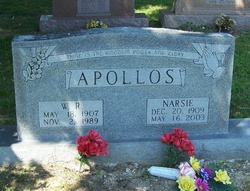 Narsie <i>Sadler</i> Apollos