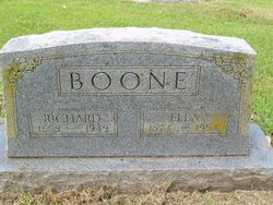 Ella Ellie <i>Fletcher</i> Boone
