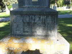 Andrew Augustus Allen, Sr