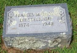 Frances <i>Matlock</i> Diestelkamp