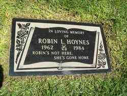 Robin Lucille Hoynes