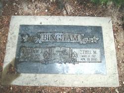 Ethel M Bingham