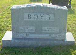 Mary Winifred <i>Jennings</i> Boyd
