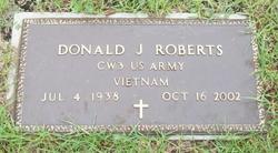 Donald J. Roberts
