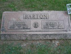 Marion E. <i>Kelm</i> Barton
