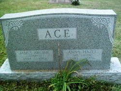 Anna Hazel <i>Shook</i> Ace