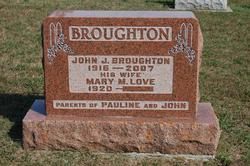 John Jack Broughton