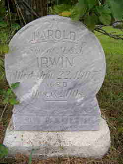 Harold Lee Irwin