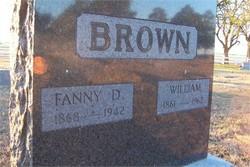 Fanny Laura <i>Dawson</i> Brown