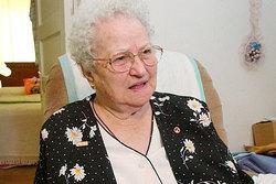 Maudie Celia <i>Acklin</i> Hopkins