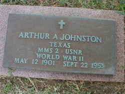 Arthur A. Johnston