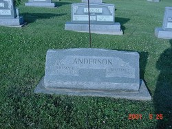 Thelma Irene <i>Dalton</i> Anderson