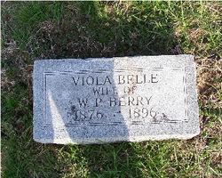 Viola Belle <i>Nevins</i> Berry