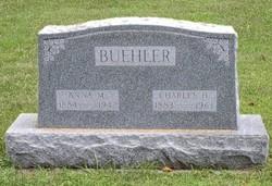 Anna Margaret <i>Knost</i> Buehler