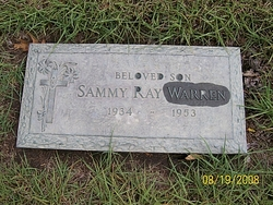Sammy Ray Warren