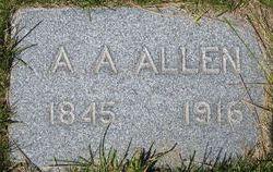 Alexander Alma Allen
