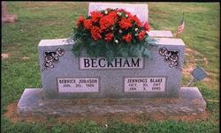 Bernice <i>Johnson</i> Beckham