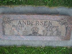 Elsene Patrine <i>Jensen</i> Andersen