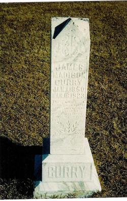 James Madison Curry