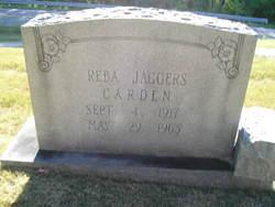 Reba <i>Jaggers</i> Carden