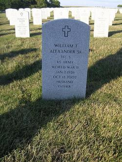 William T. Alexander, Sr