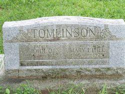 Mary Ethyl <i>Blythe</i> Tomlinson