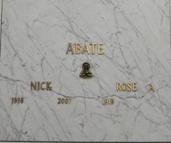 Nick Abate
