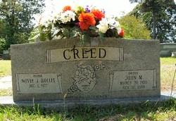 John M. Creed