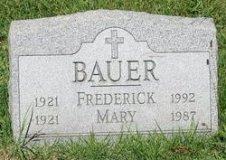 Frederick Bauer