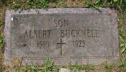 Albert Bucknell