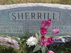 Amizetta <i>Fry</i> Sherrill