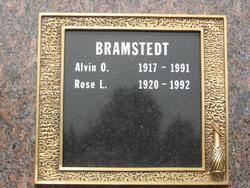 Alvin Oscar Bramstedt