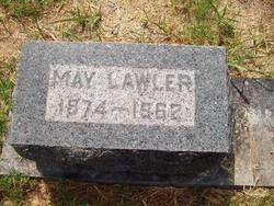 May Laura <i>Lawler</i> Barnes