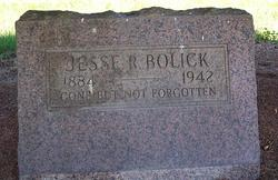 Jesse R. Bolick
