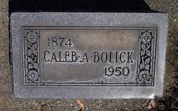 Caleb Aquila Bolick