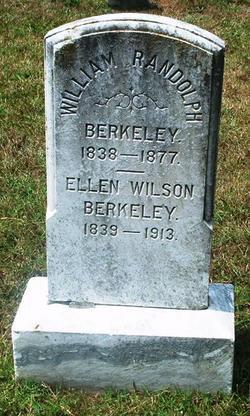 Maj William Randolph Berkeley