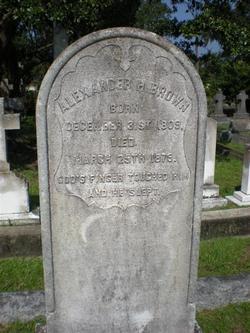 Alexander Henry Brown