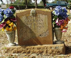 Roy Lee Stockman