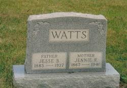 Jesse Bennett Watts