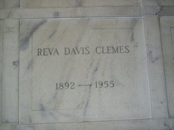 Reva <i>Davis</i> Clemes